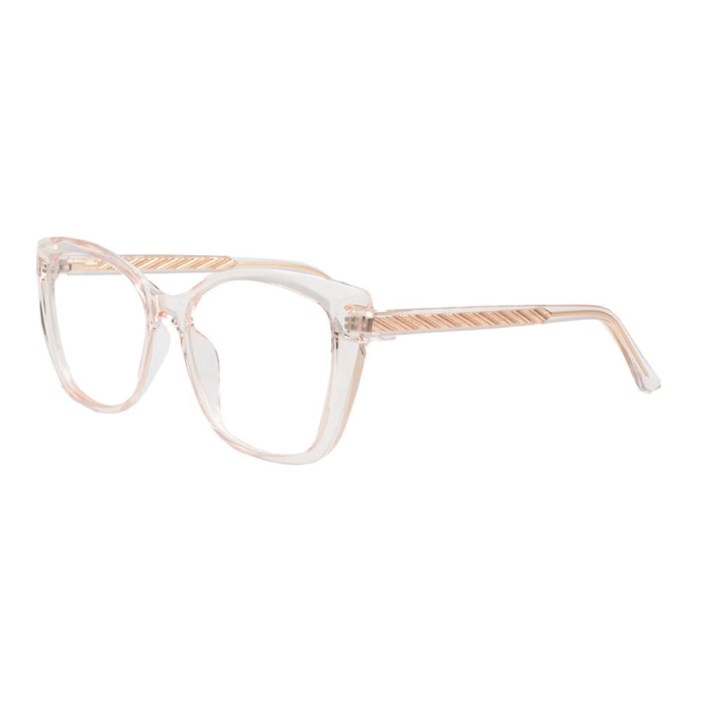 Armação para Óculos de Grau Feminino TR7549 Rosa