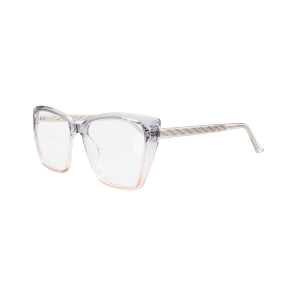 Armação para Óculos de Grau Feminino TR7559-C15 Azul e Rosa