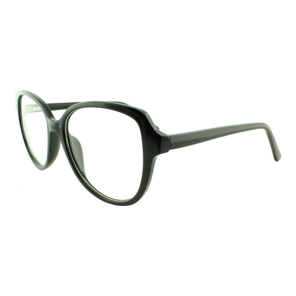 Armação para Óculos de Grau Feminino TW6058 Preta