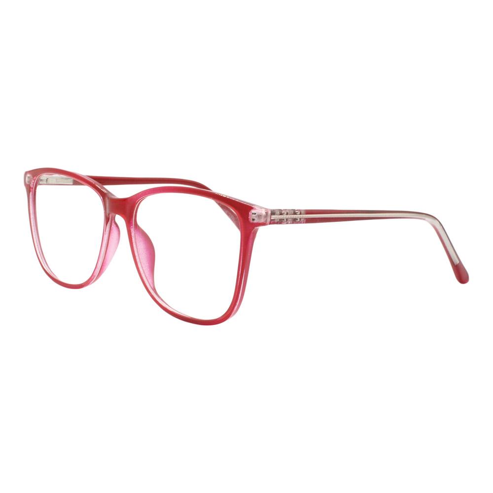 Armação para Óculos de Grau Feminino TW6077 Vermelha