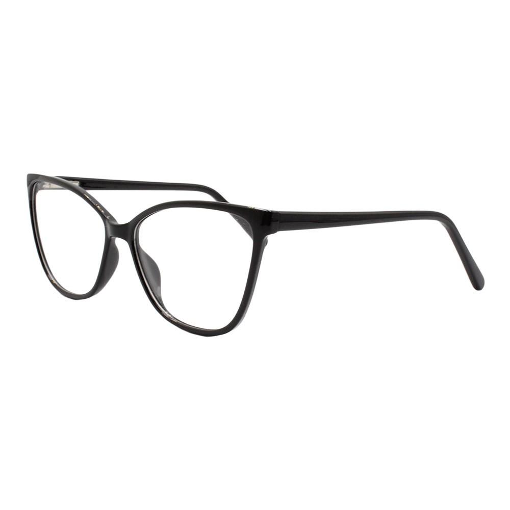 Armação para Óculos de Grau Feminino TW6082 Preta