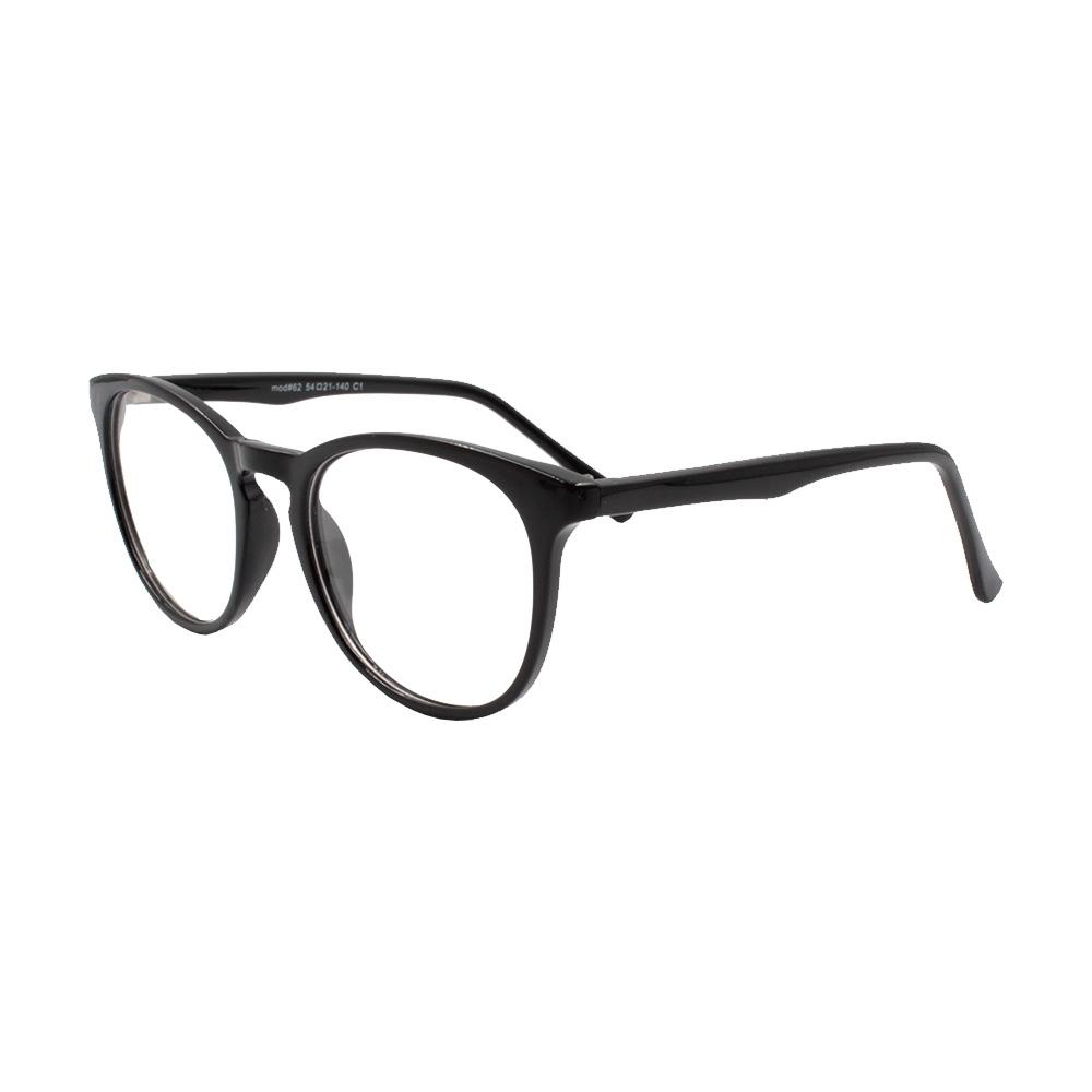 Armação para Óculos de Grau Feminino V62 Preta
