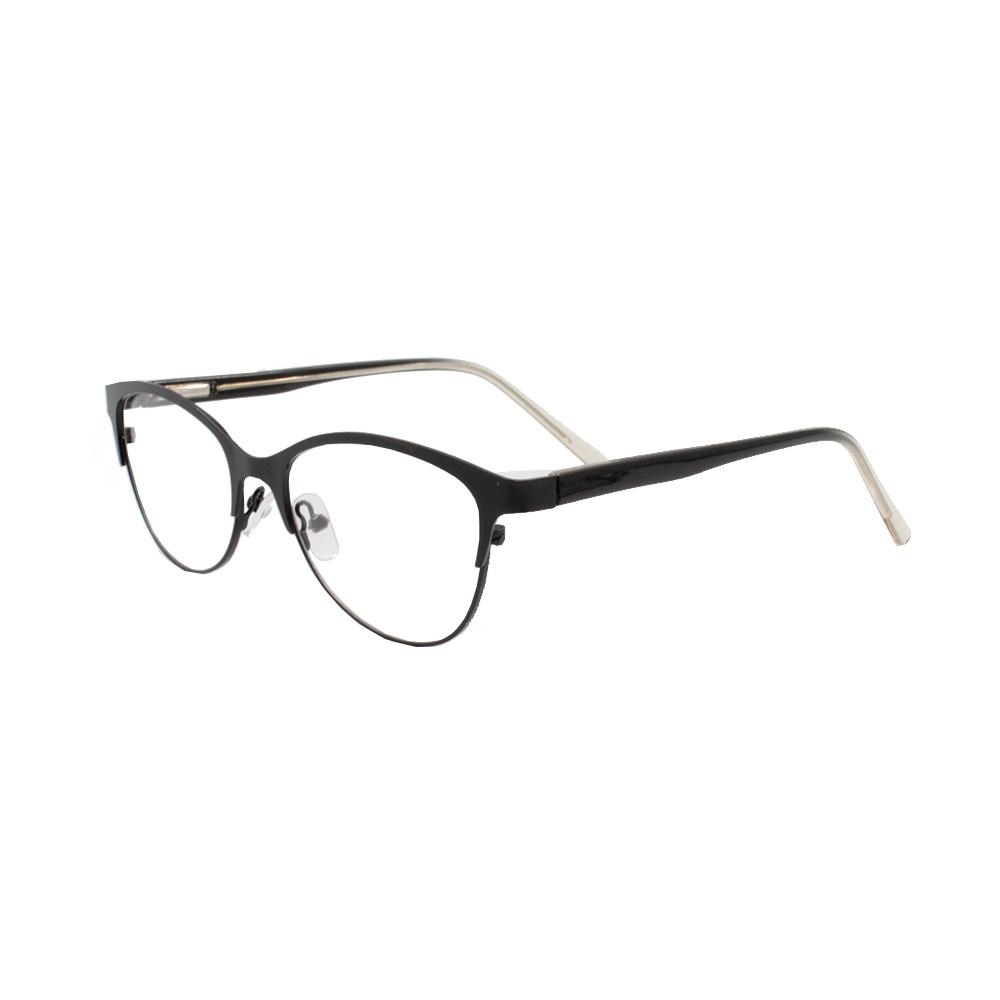 Armação para Óculos de Grau Feminino VC0707 Preta