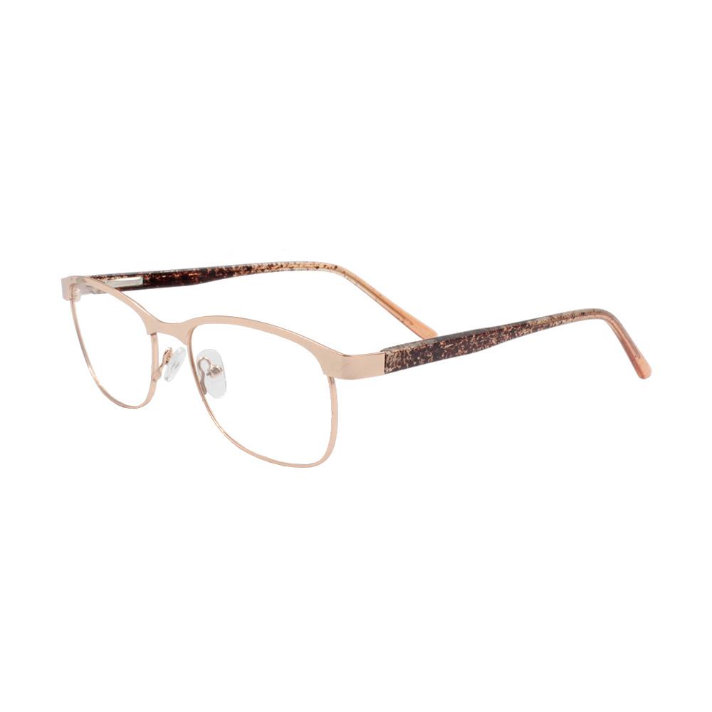 Armação para Óculos de Grau Feminino VC0712 Dourada