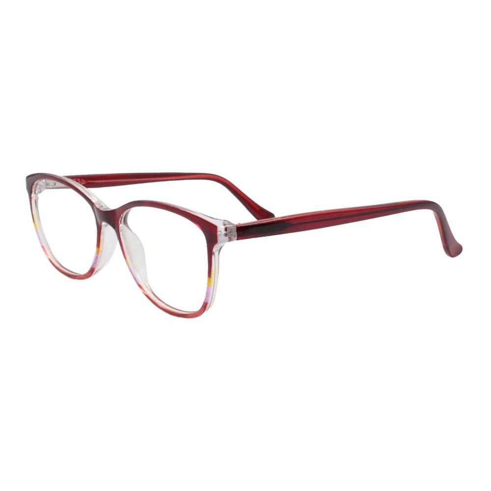 Armação para Óculos de Grau Feminino VC5201 Vinho