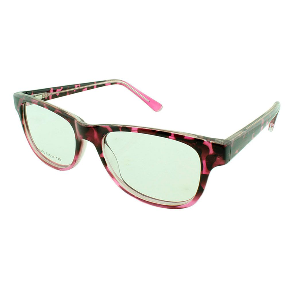 Armação para Óculos de Grau Feminino VC5205 Preta e Rosa