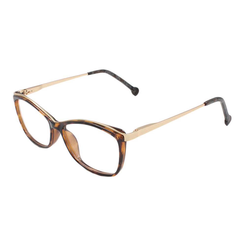 Armação para Óculos de Grau Feminino VHE782 Mesclada