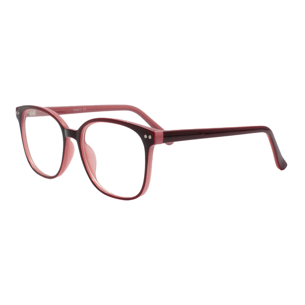 Armação para Óculos de Grau Feminino VZ109 Vermelha