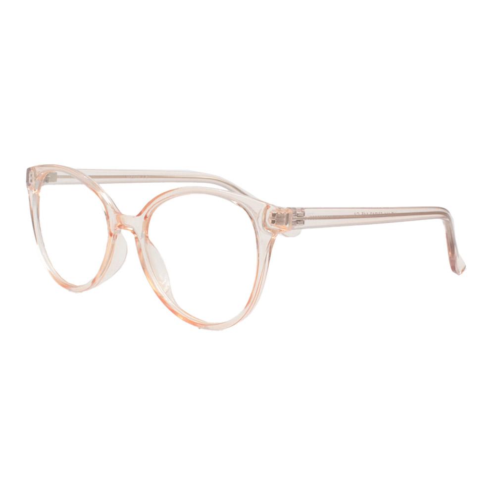 Armação para Óculos de Grau Feminino VZ114 Laranja