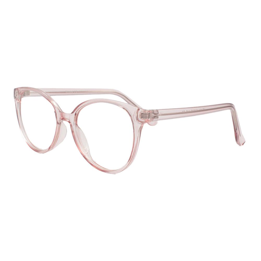 Armação para Óculos de Grau Feminino VZ114 Rosa