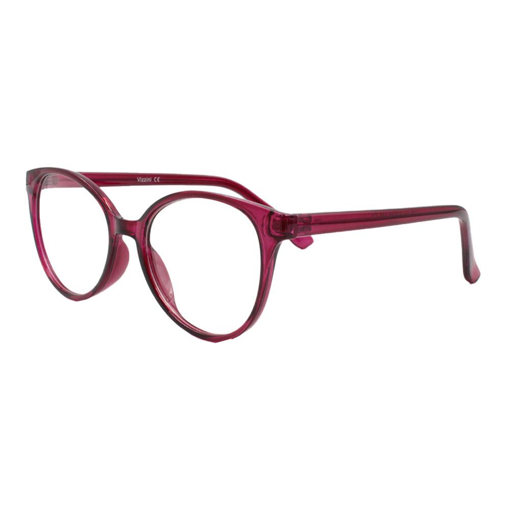 Armação para Óculos de Grau Feminino VZ114 Vinho