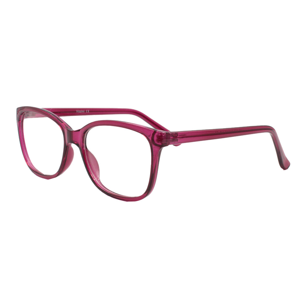 Armação para Óculos de Grau Feminino VZ117 Vinho