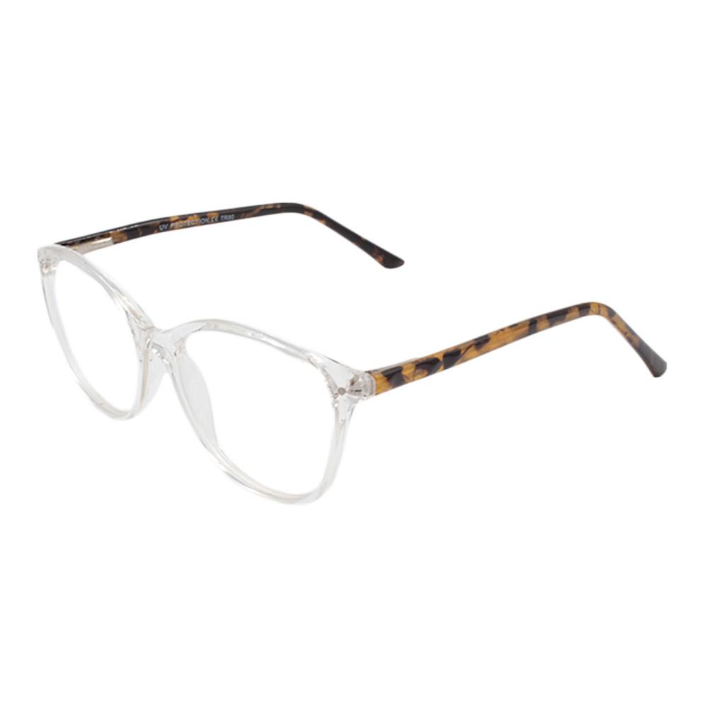 Armação para Óculos de Grau Feminino YE9602 Transparente