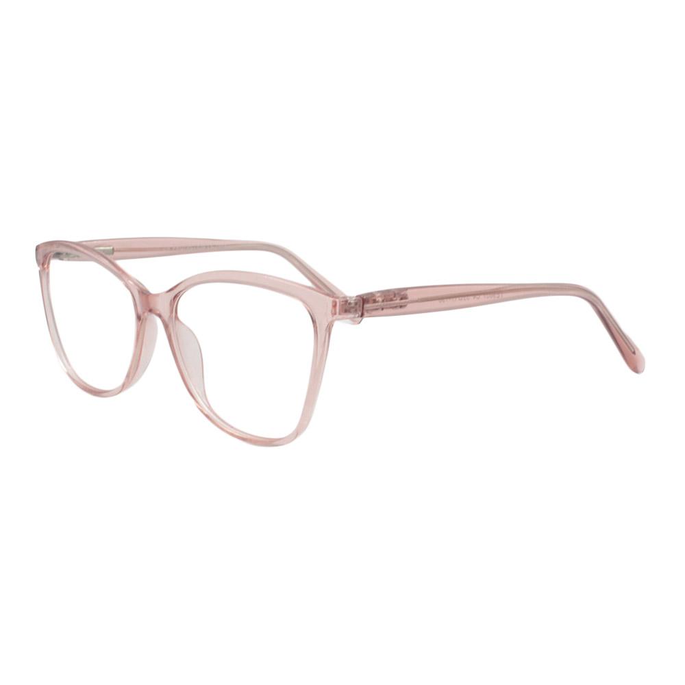 Armação para Óculos de Grau Feminino YE9607 Rosa