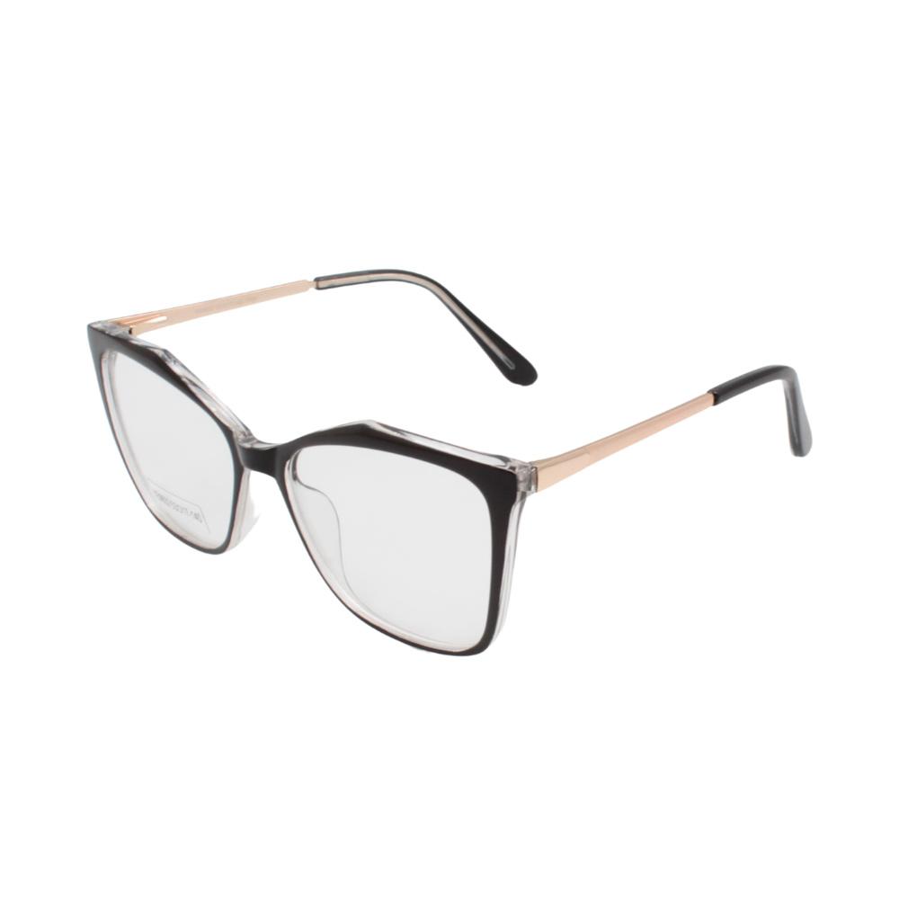 Armação para Óculos de Grau Feminino YE9632 Preta