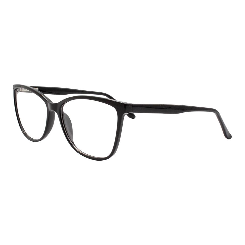 Armação para Óculos de Grau Feminino YF8028 Preta