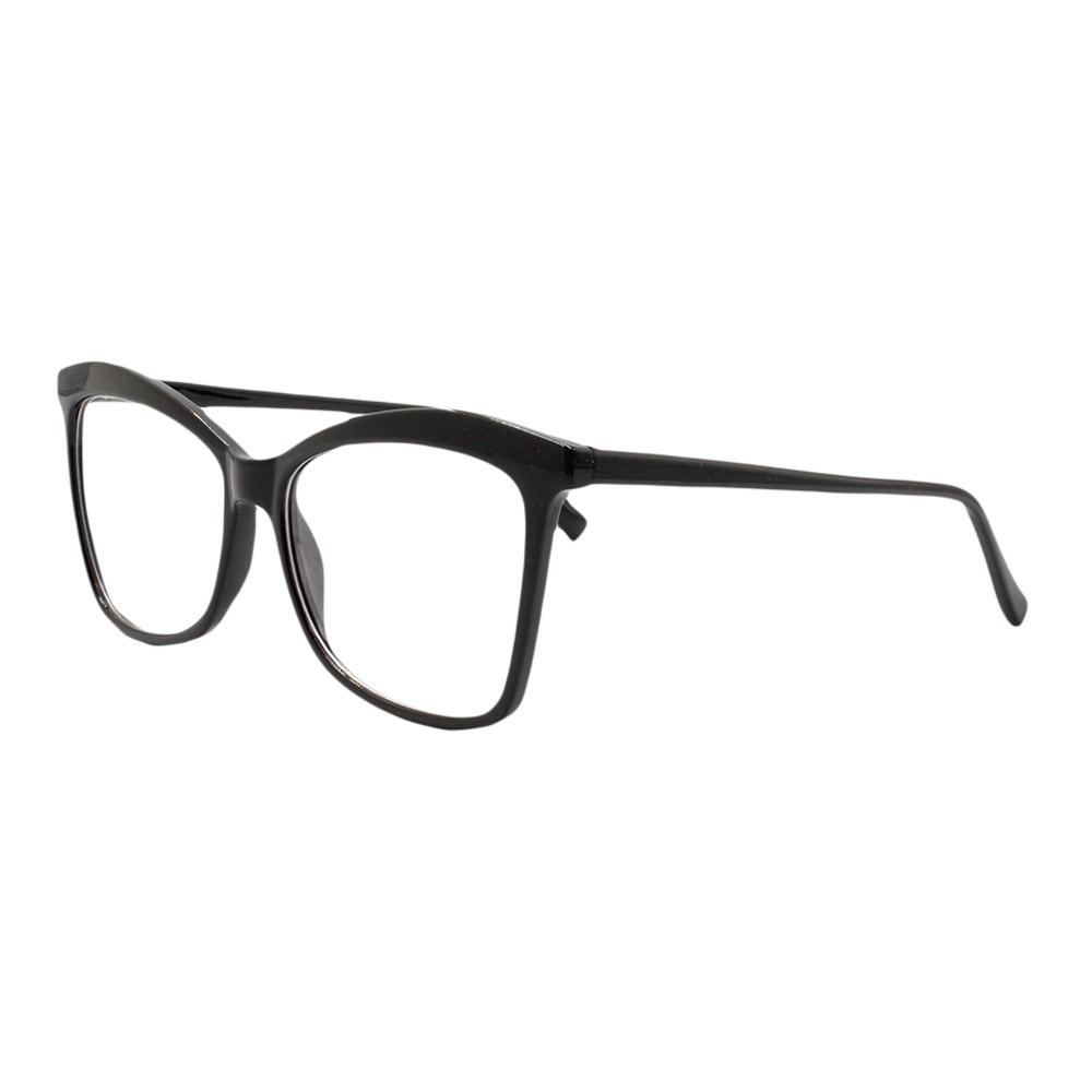 Armação para Óculos de Grau Feminino YF8029 Preta