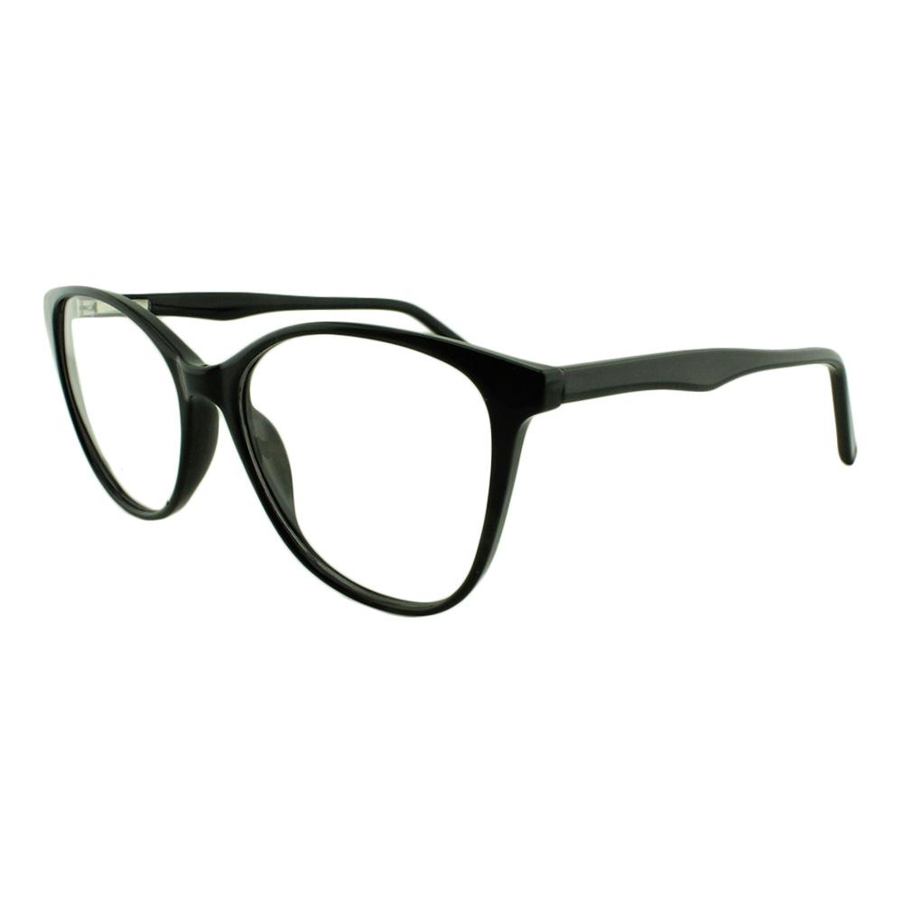 Armação para Óculos de Grau Feminino YF8034 Preta