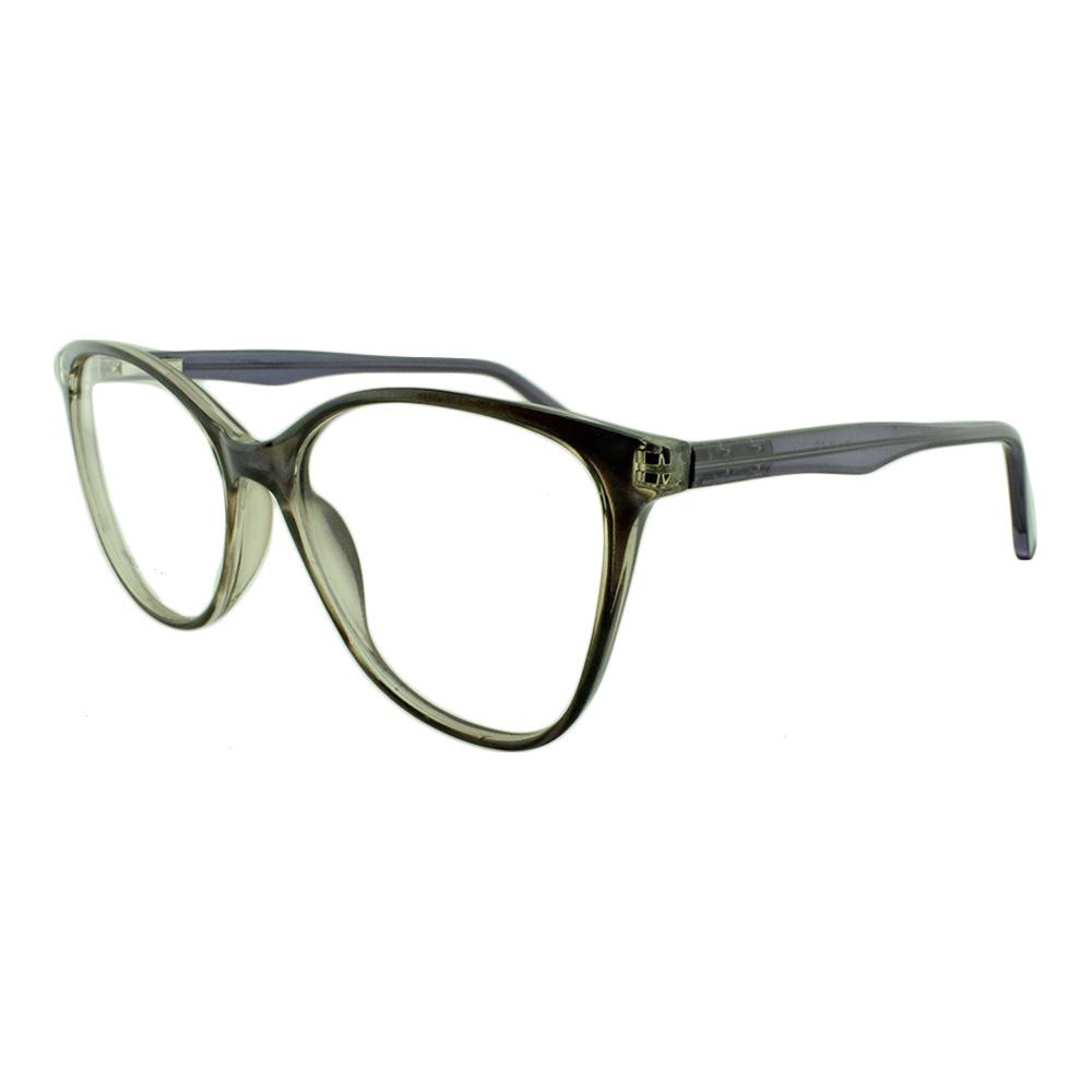 Armação para Óculos de Grau Feminino YF8034 Roxa
