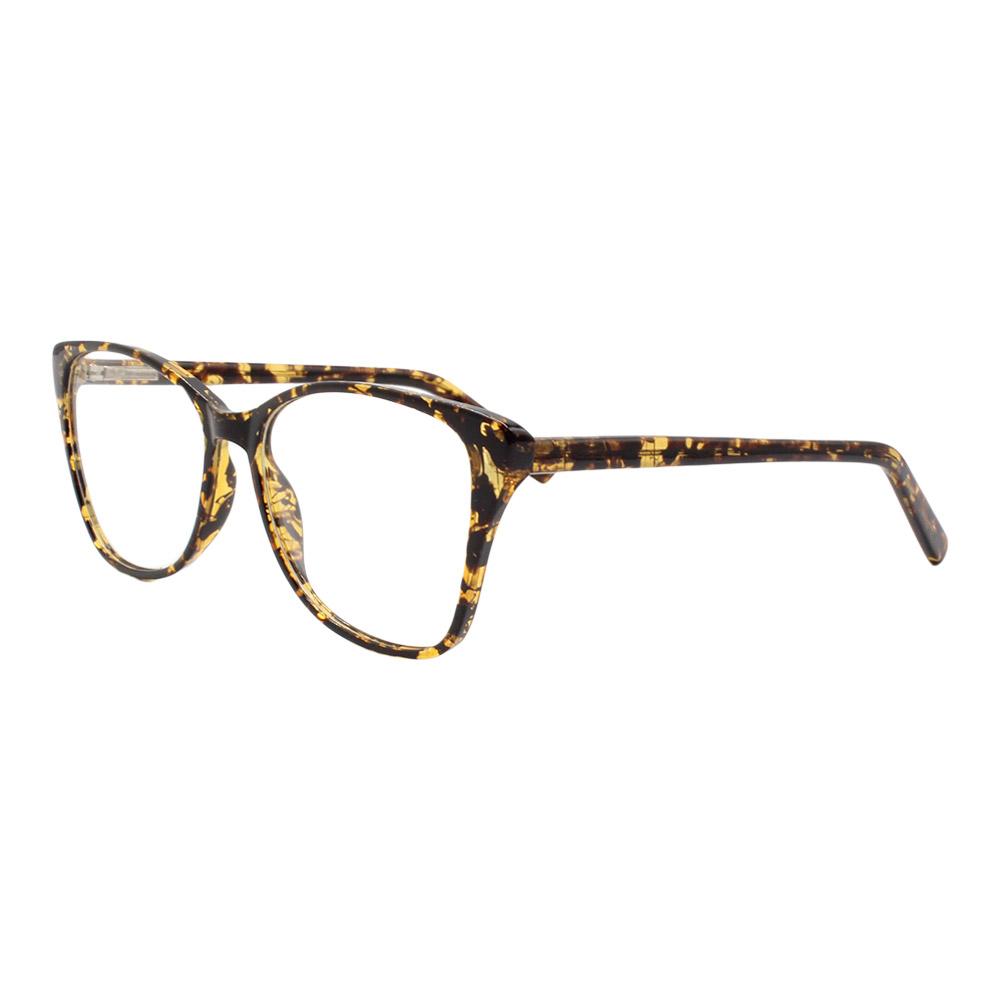 Armação para Óculos de Grau Feminino YF8037 Mesclada