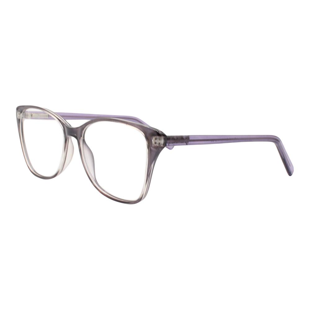 Armação para Óculos de Grau Feminino YF8037 Roxa