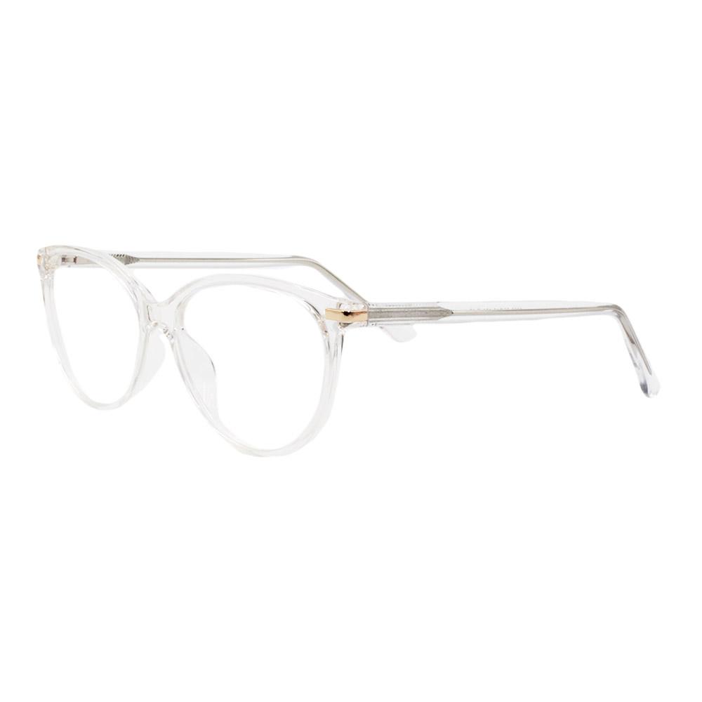 Armação para Óculos de Grau Infantil 1828 Transparente