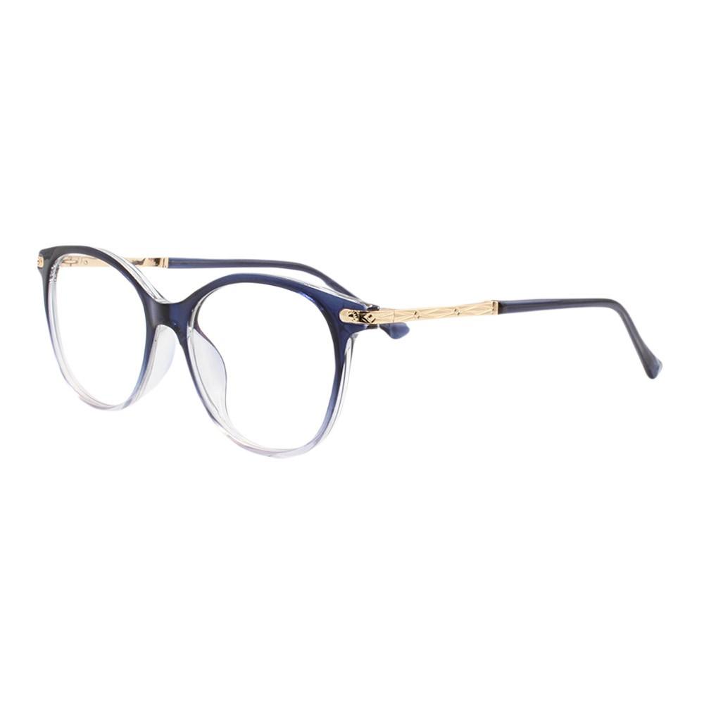 Armação para Óculos de Grau Infantil 1829 Azul Degradê