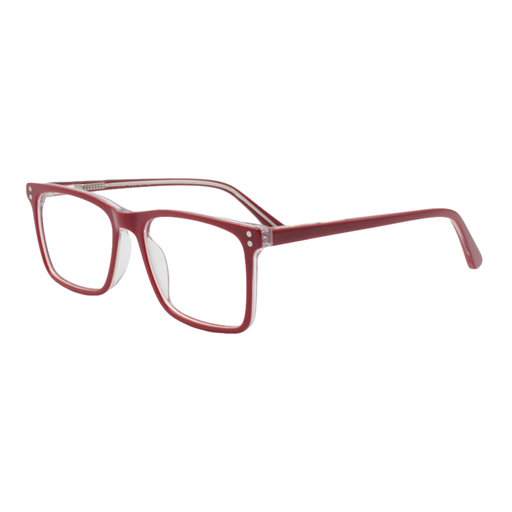Armação para Óculos de Grau Infantil DY118 Vermelha