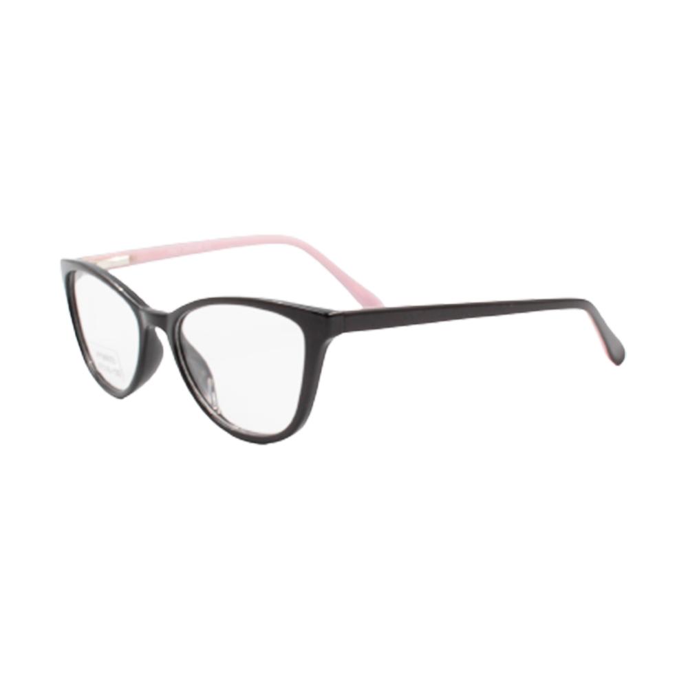 Armação para Óculos de Grau Infantil HY99003-C3 Preta e Rosa