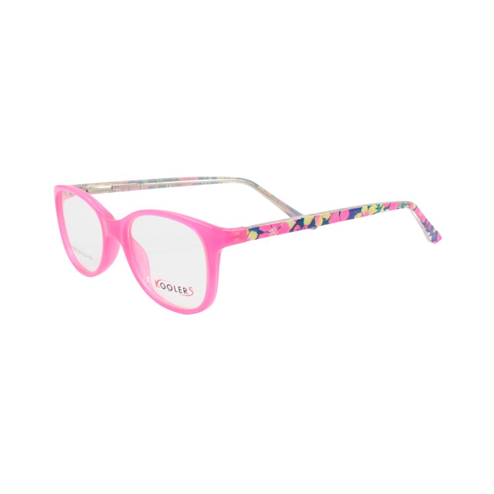 Armação para Óculos de Grau Infantil KL0007 Rosa