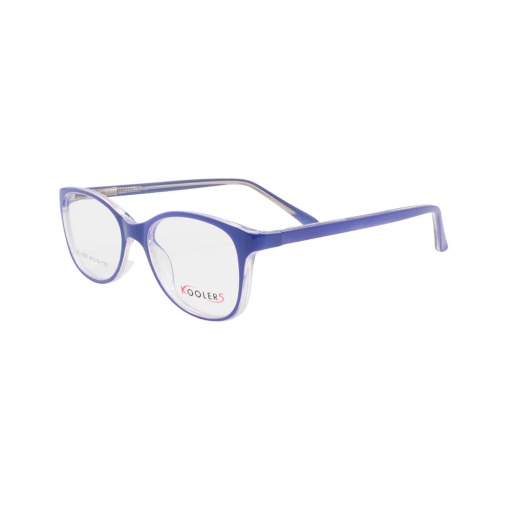 Armação para Óculos de Grau Infantil KL0007 Roxa