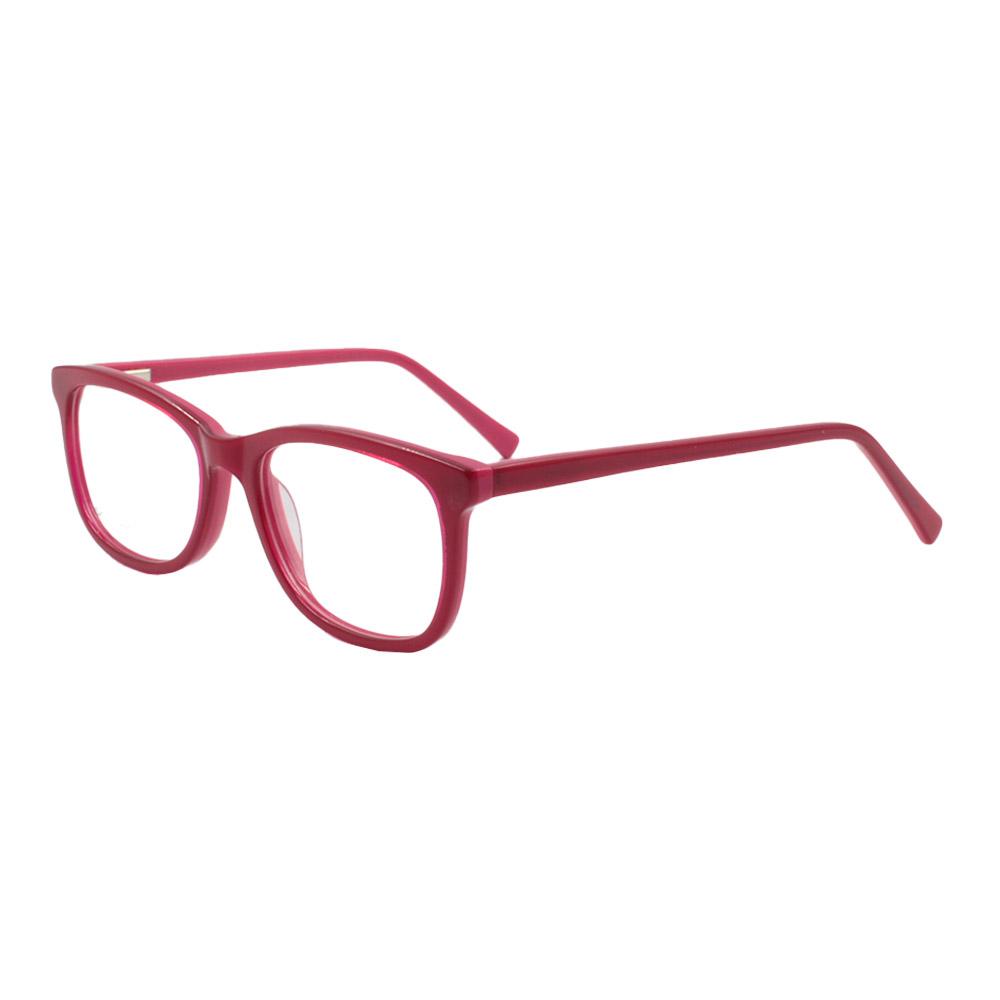 Armação para Óculos de Grau Infantil VCK003 Vermelha