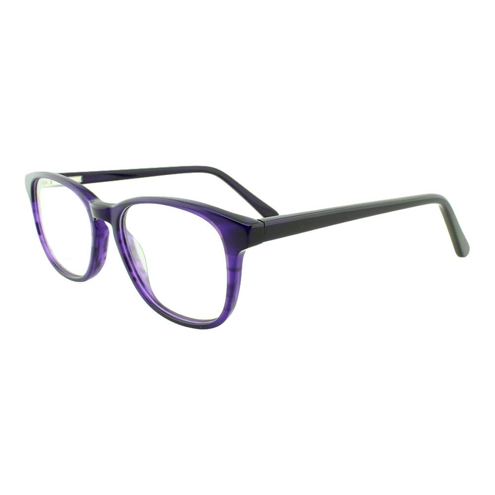 Armação para Óculos de Grau Infantil VCK004 Roxa