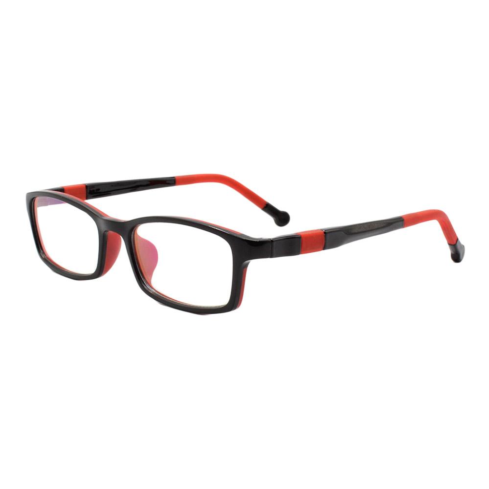 Armação para Óculos de Grau Infantil VCK007 Preta
