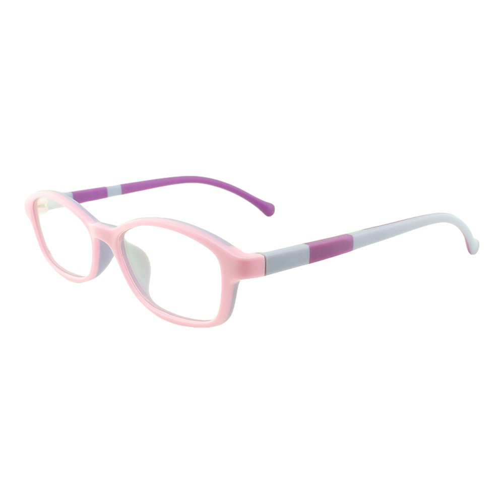 Armação para Óculos de Grau Infantil VCK010 Rosa Claro