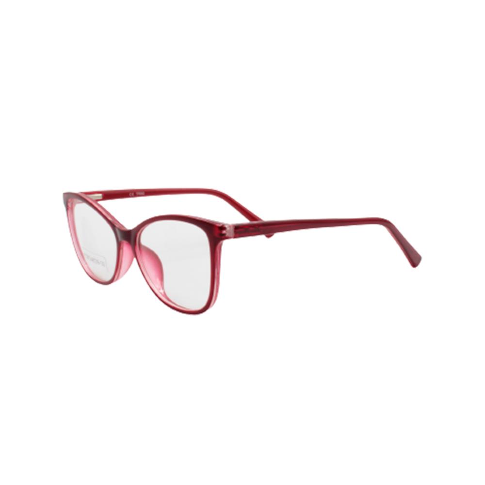 Armação para Óculos de Grau Infantil YY2012-C6 Vermelha