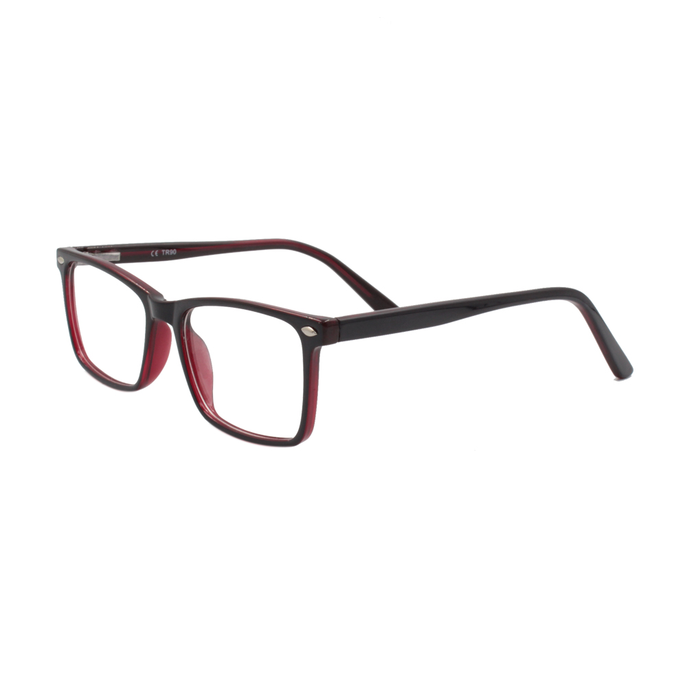 Armação para Óculos de Grau Infantil YY2021-C4 Azul e Vinho
