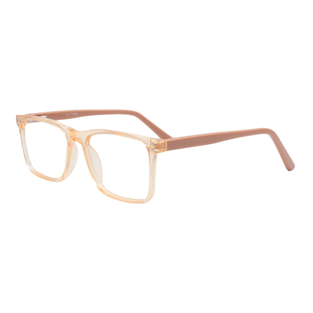 Armação para Óculos de Grau Infantil YY2024 Laranja