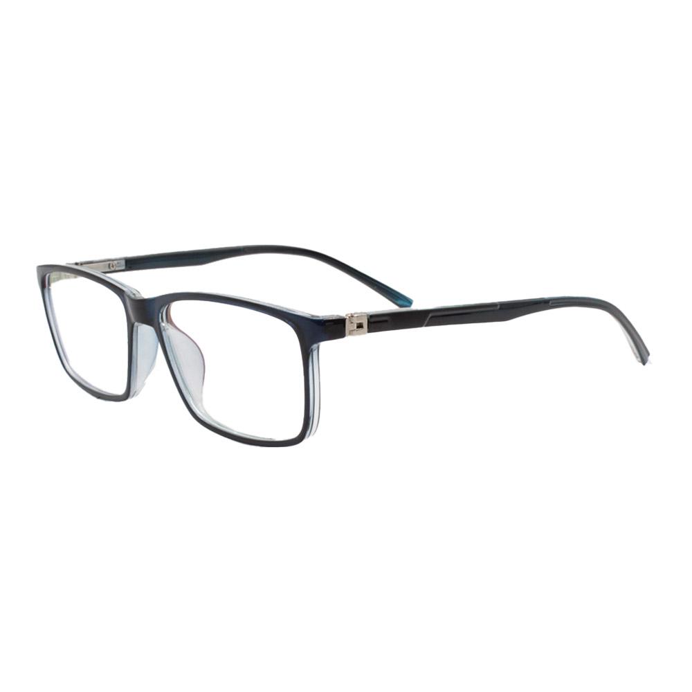 Armação para Óculos de Grau Masculino 18095 Azul