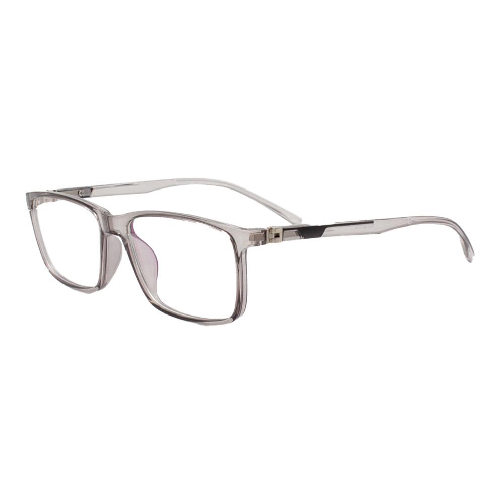 Armação para Óculos de Grau Masculino 18095 Fumê