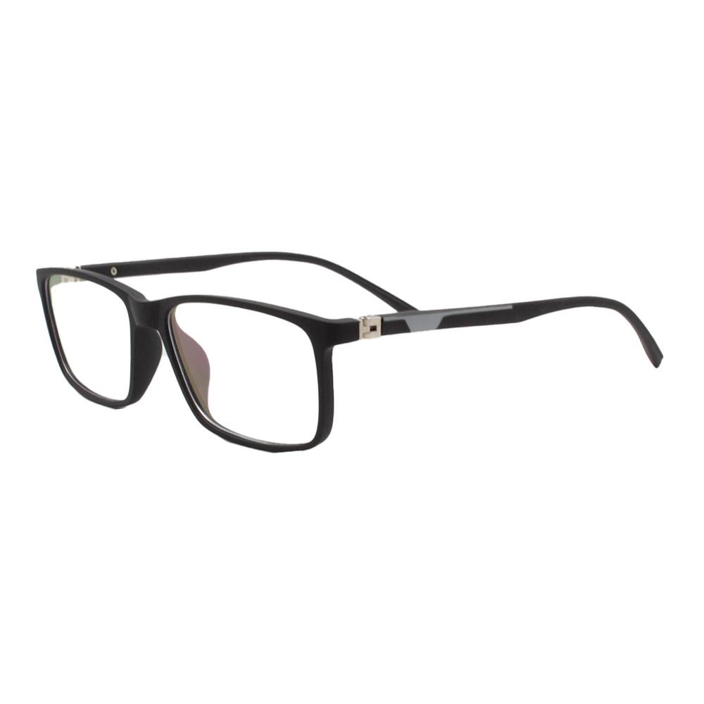 Armação para Óculos de Grau Masculino 18095 Preta