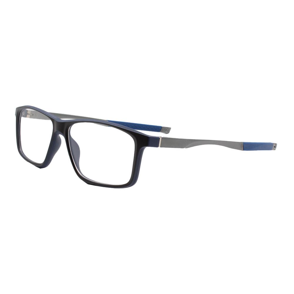 Armação para Óculos de Grau Masculino  5833 Preta e Azul