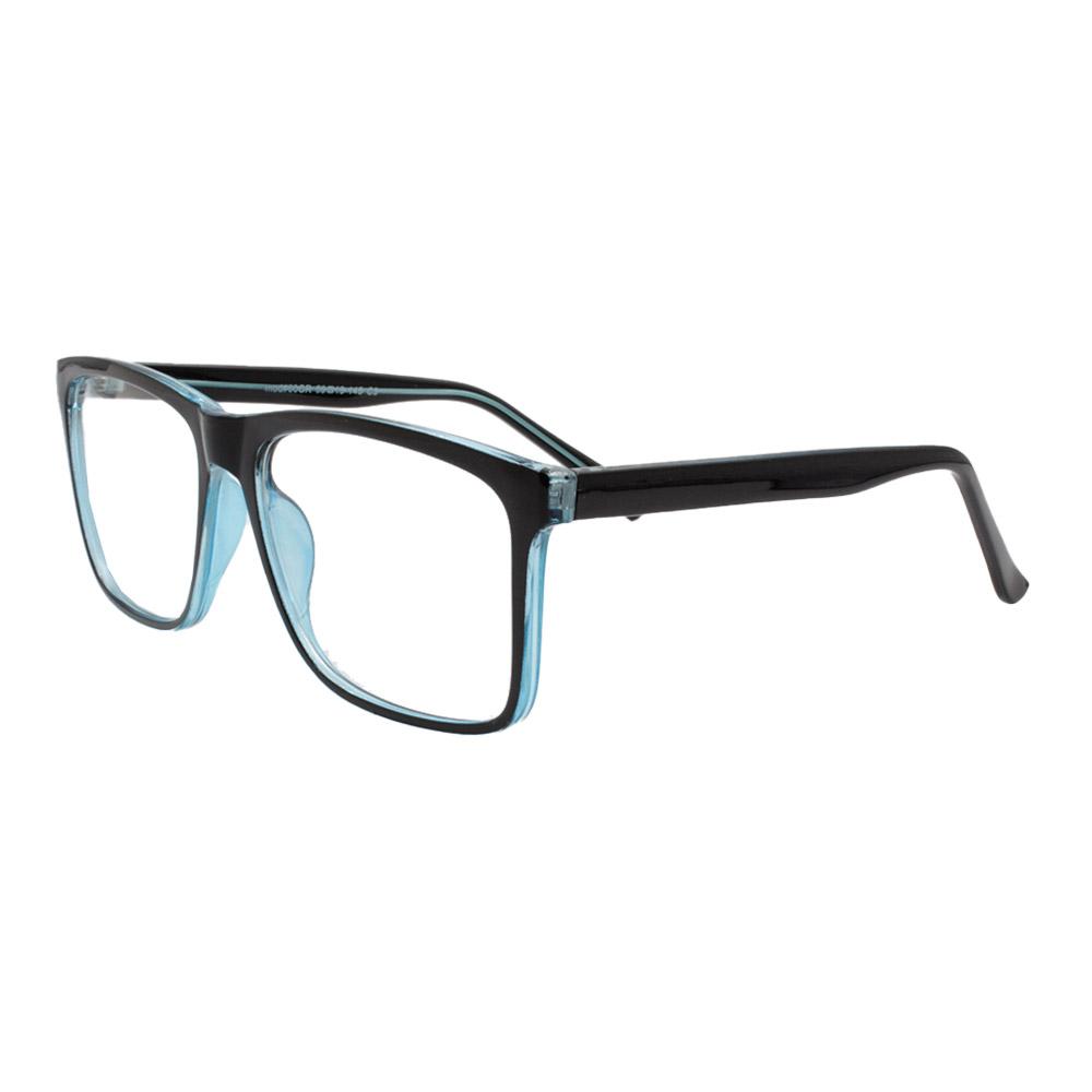 Armação para Óculos de Grau Masculino 60 Azul