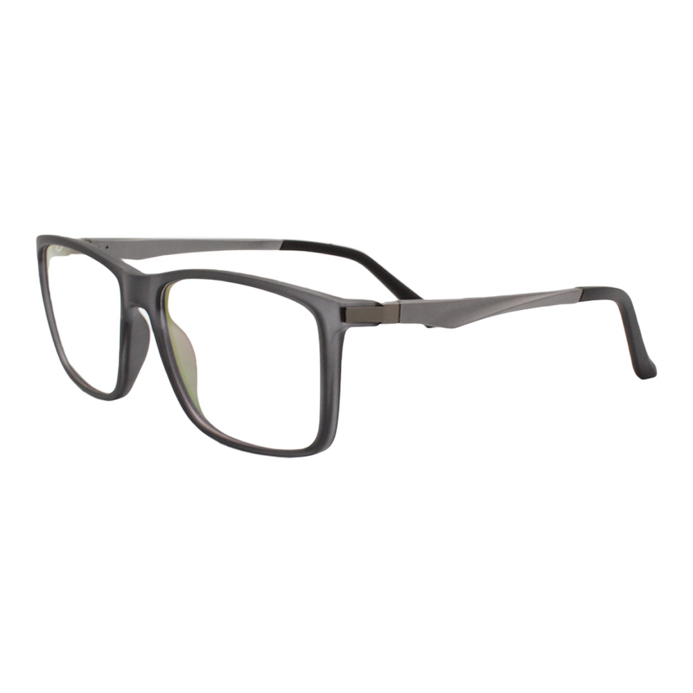 Armação para Óculos de Grau Masculino 9109 Fumê