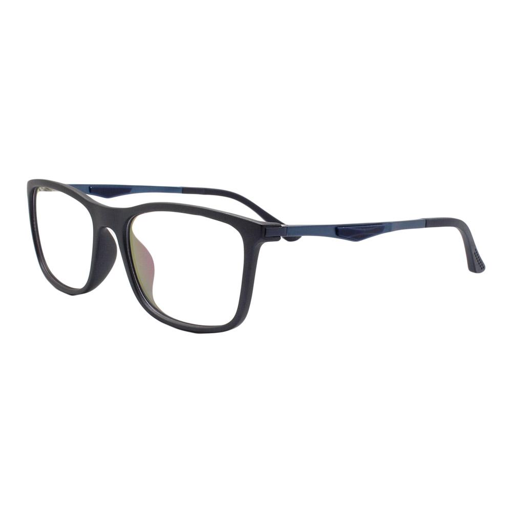 Armação para Óculos de Grau Masculino 9110 Azul