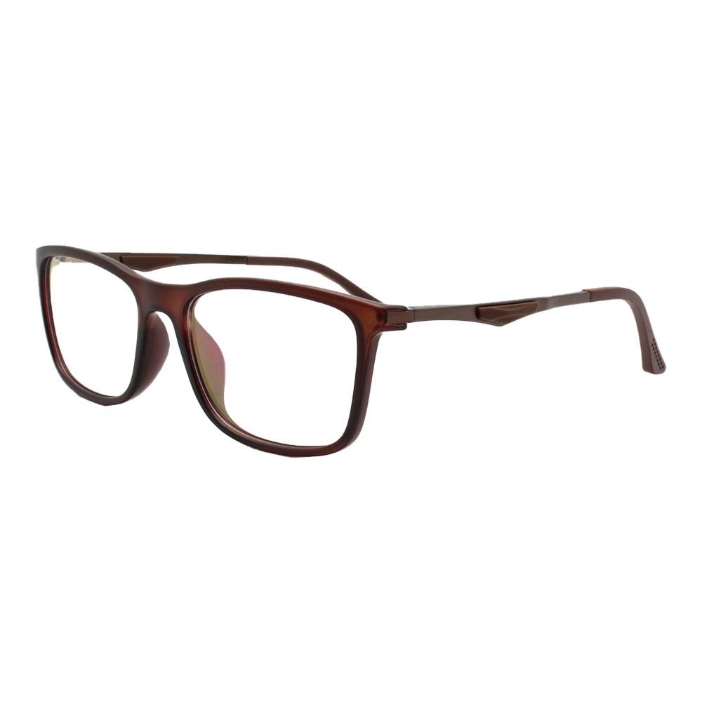 Armação para Óculos de Grau Masculino 9110 Marrom