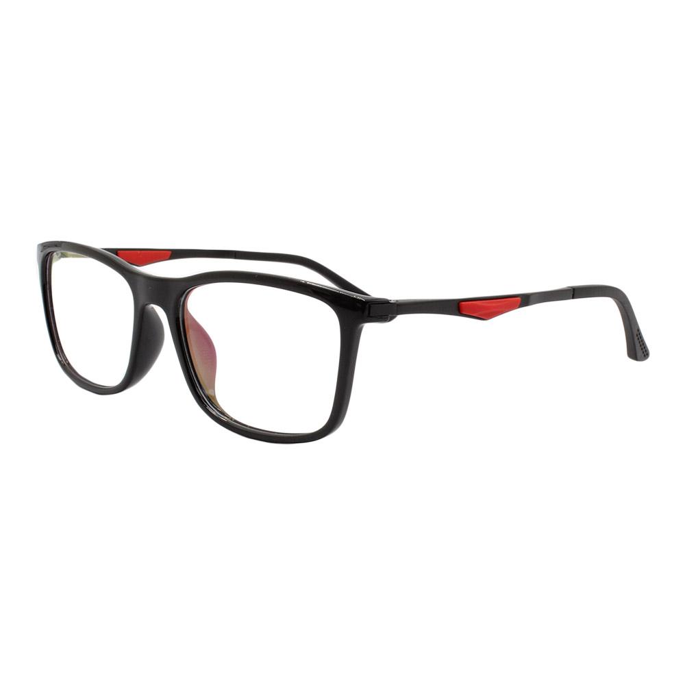 Armação para Óculos de Grau Masculino 9110 Preta