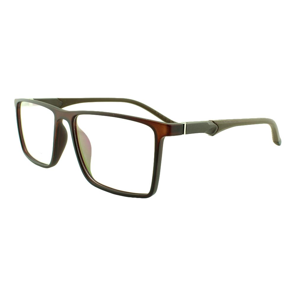 Armação para Óculos de Grau Masculino 9156 Marrom