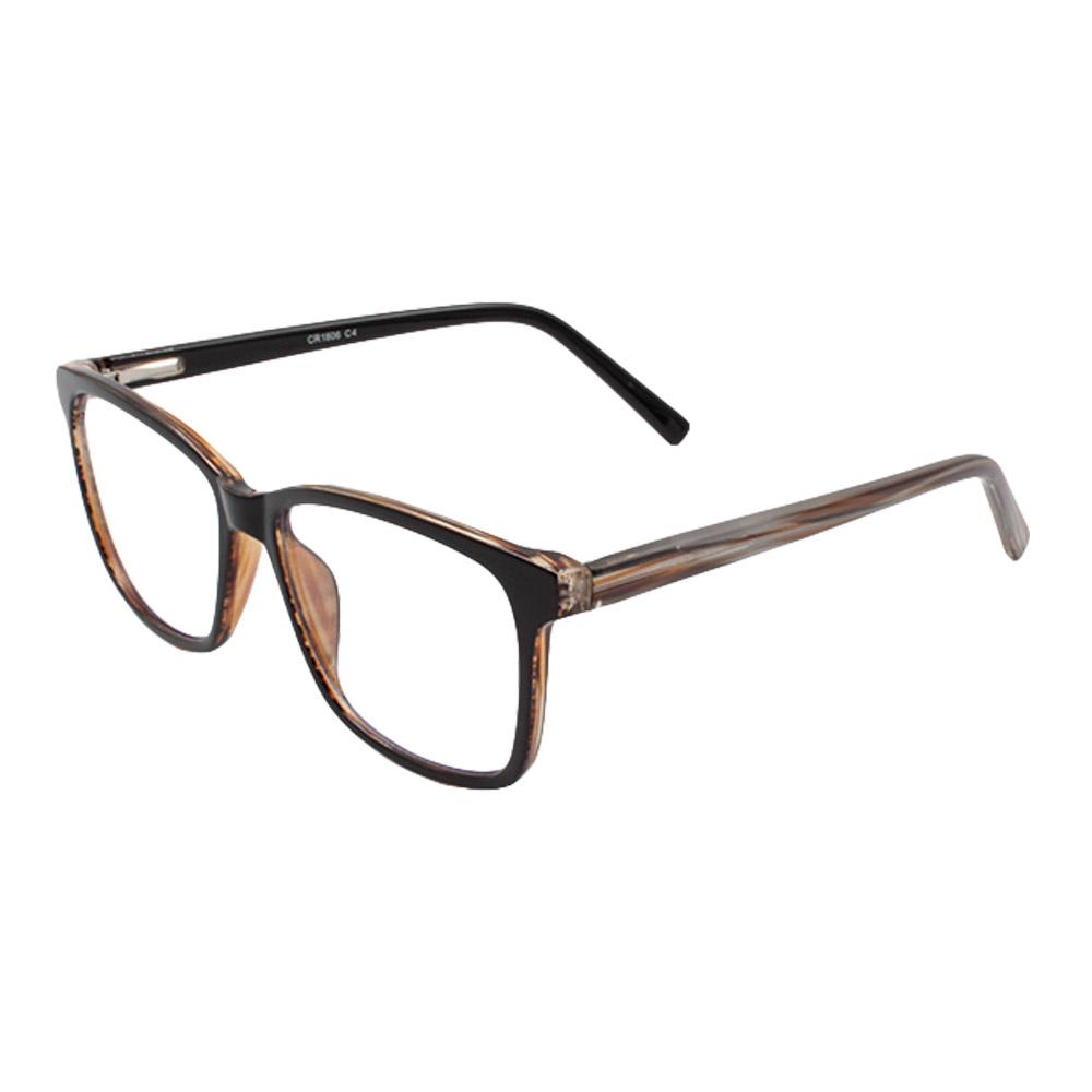 Armação para Óculos de Grau Masculino CR1806 Marrom