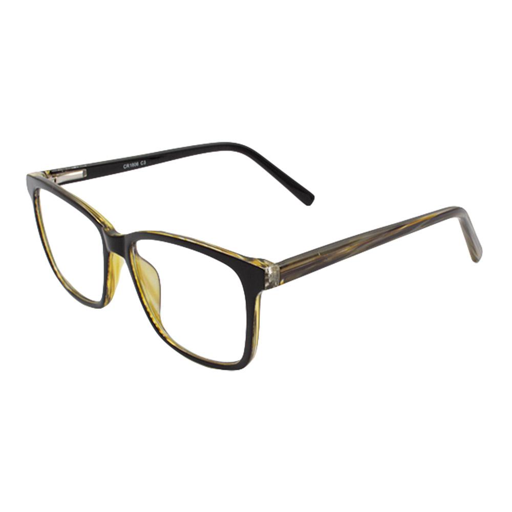 Armação para Óculos de Grau Masculino CR1806 Verde